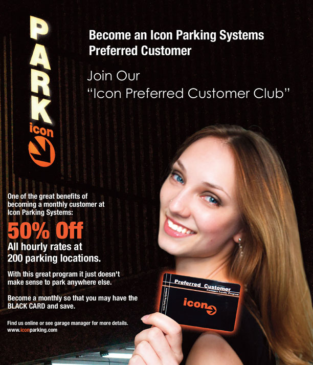 icon parking design